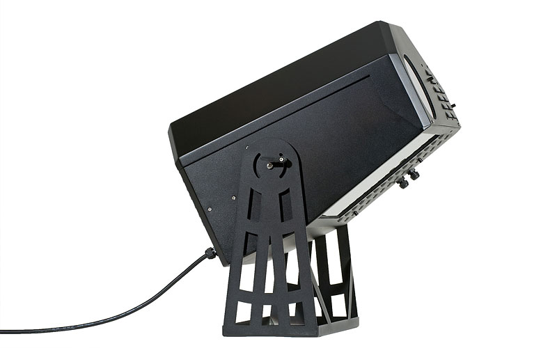 gobo projector derksen GL 700 A compact outodoor  Gobo Gobo projectors gobo projection gobo light lightning technology